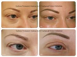 Eyebrows PMU by El Truchan cpcp..