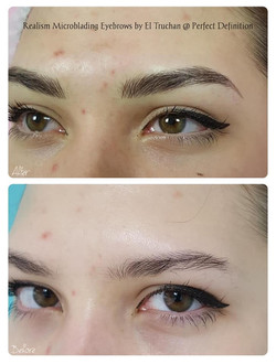 Realism Eyebrows Microblading by El Truchan _ Perfect Definition