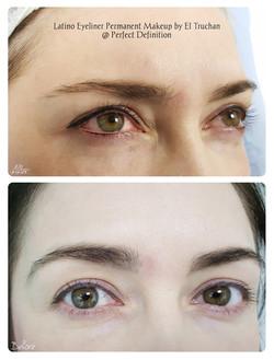 Latino Eyeliner Permanent Makeup