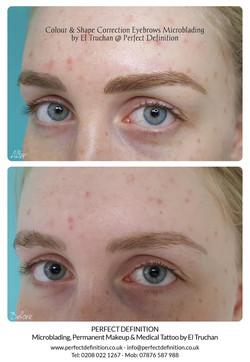 Colour & Shape Correction Eyebrows Micro