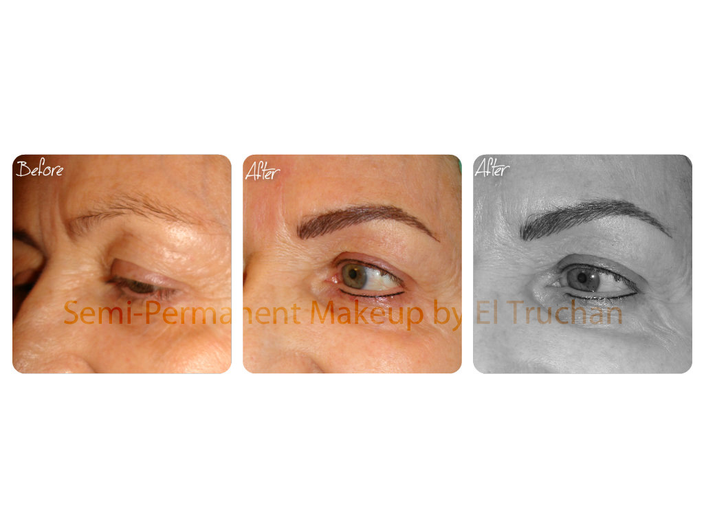 Hairstroke Eyebrow & Eyeliner Mature