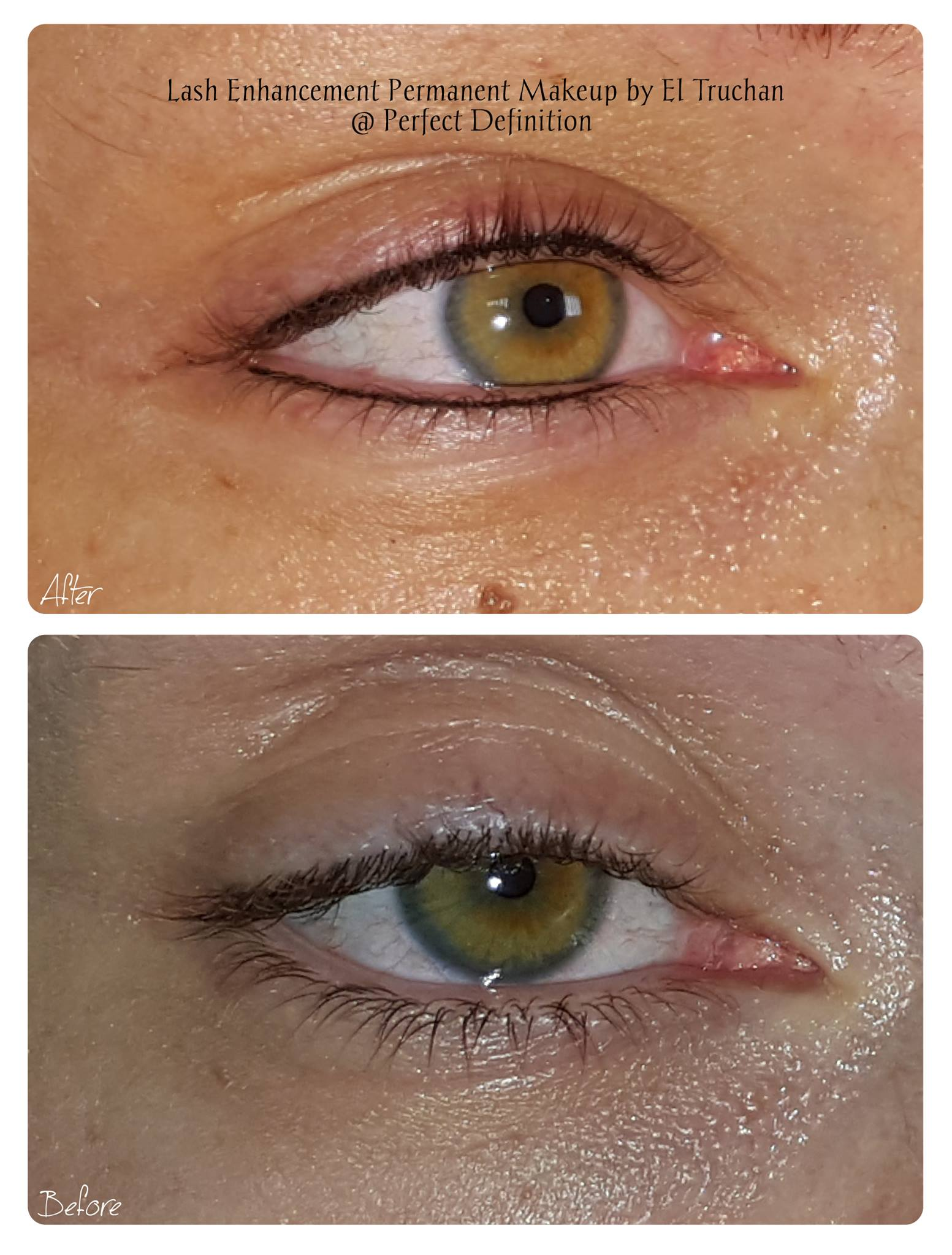 Lash Enhancement Permanent Makeup