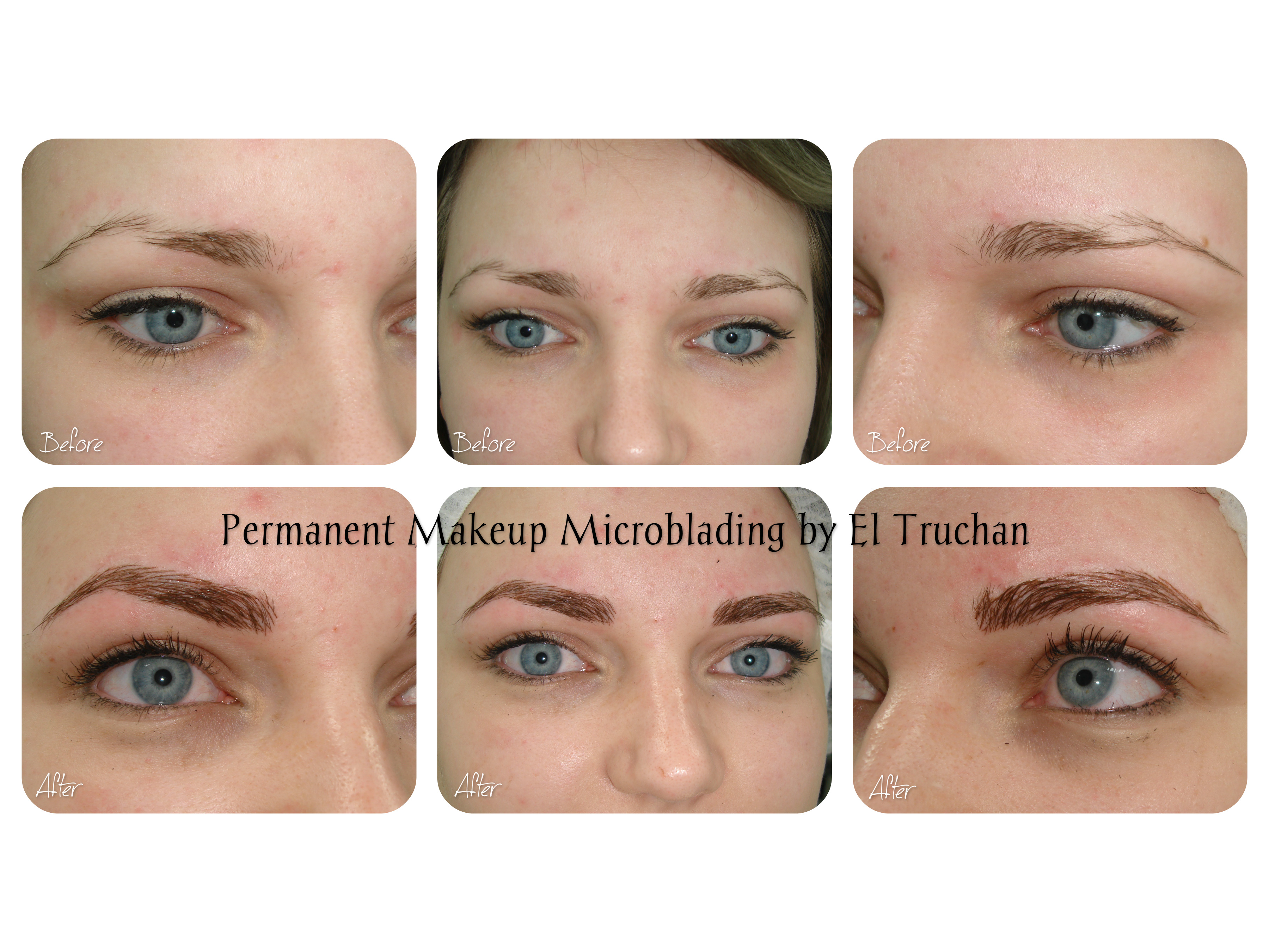 Microblading Permanent Make up by El Truchan C.P.C.P _ Perfect Definition