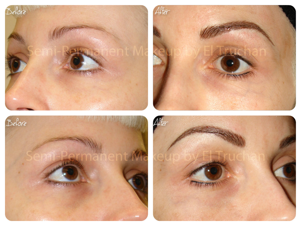 Hairstroke Eyebrows