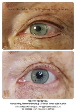 Mature Skin Eyeliner PMU by El Truchan _