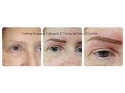 Eyebrows Permanent Cosmetic Tattoo by El Truchan...