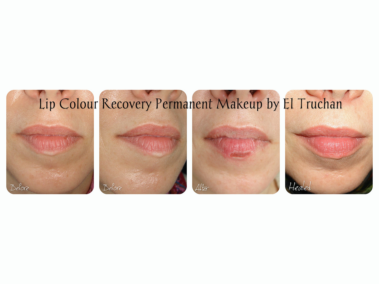Lip Colour Recovery Permanent Makeup