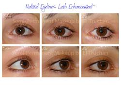 Lash Enhancement -Natural Eyeliner