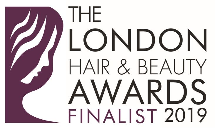El Truchan finalist London Hair & Beauty
