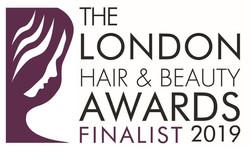 El Truchan finalist London Hair & Beauty