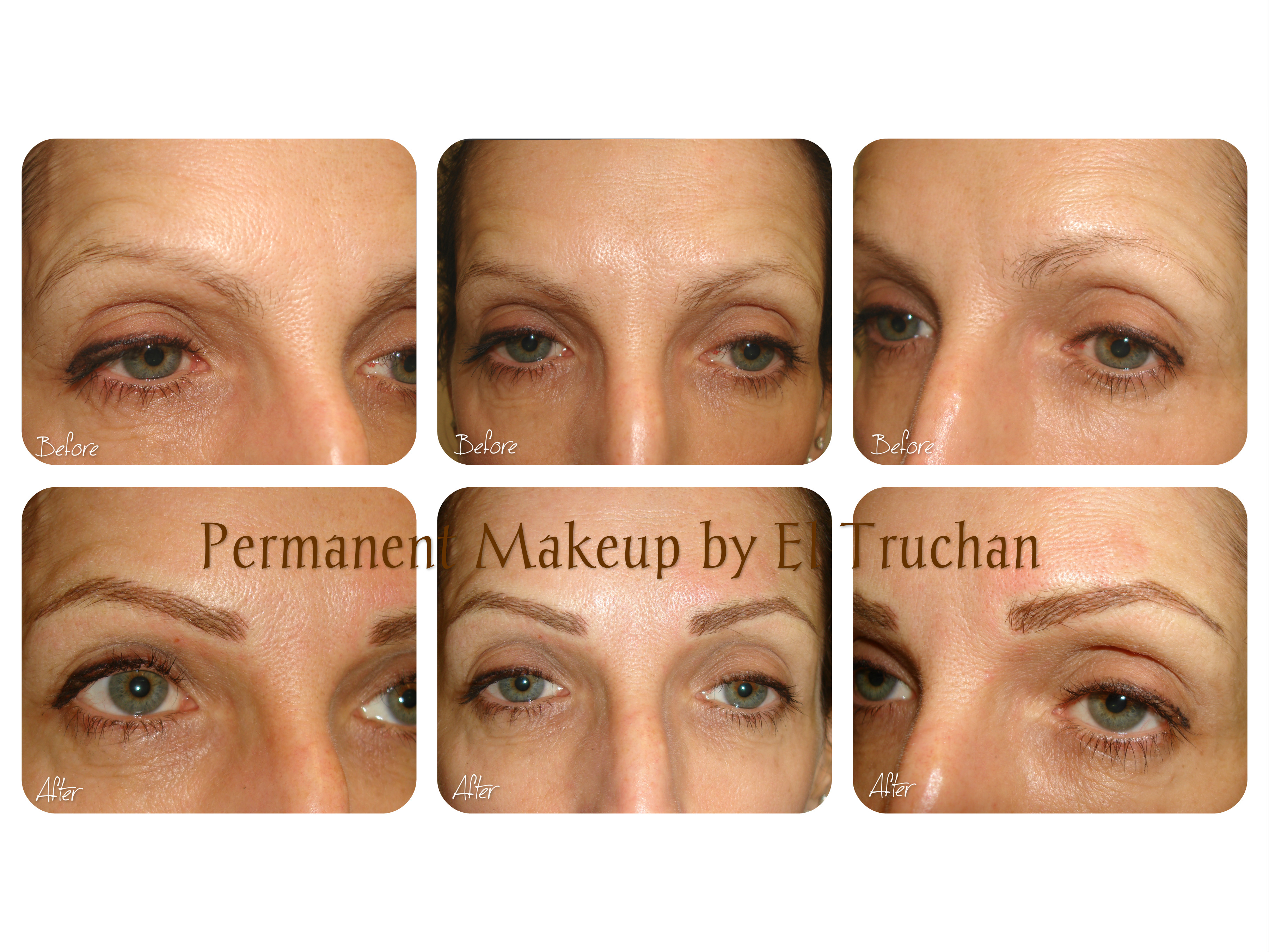 Permanent Makeup & Microblading by El Truchan _ Perfect Definition