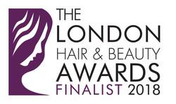 El Truchan Finalist of London Hair & Bea