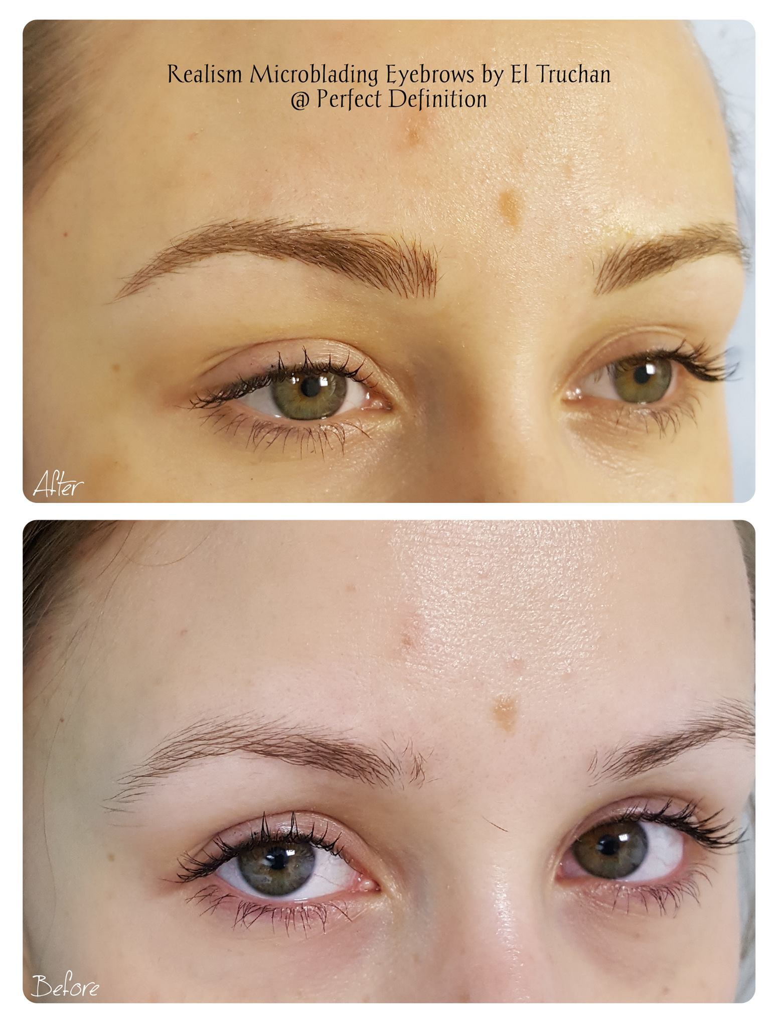 Realism Microbading Eyebrows