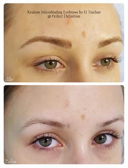 Realism Microbading Eyebrows