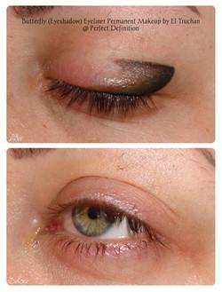Butterfly (Eyeshadow) Eyeliner Permanent