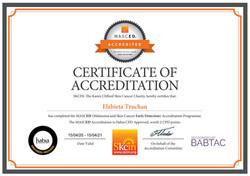 El Truchan Skin Cancer Recognition Certi