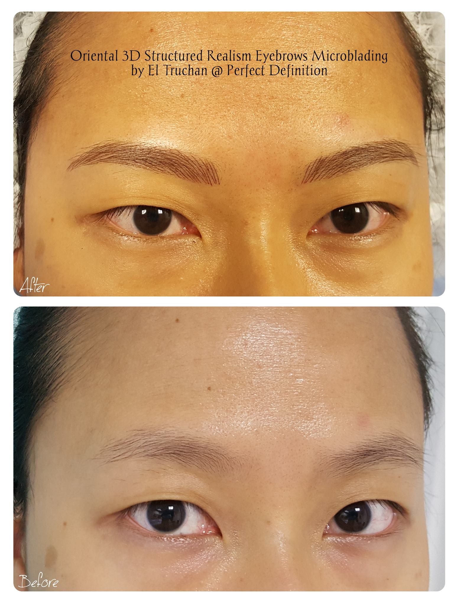 Oriental 3D Microblading Eyebrows