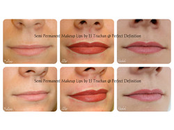 Semi permanent makeup for Lips by El Truchan _ Perfect Definition