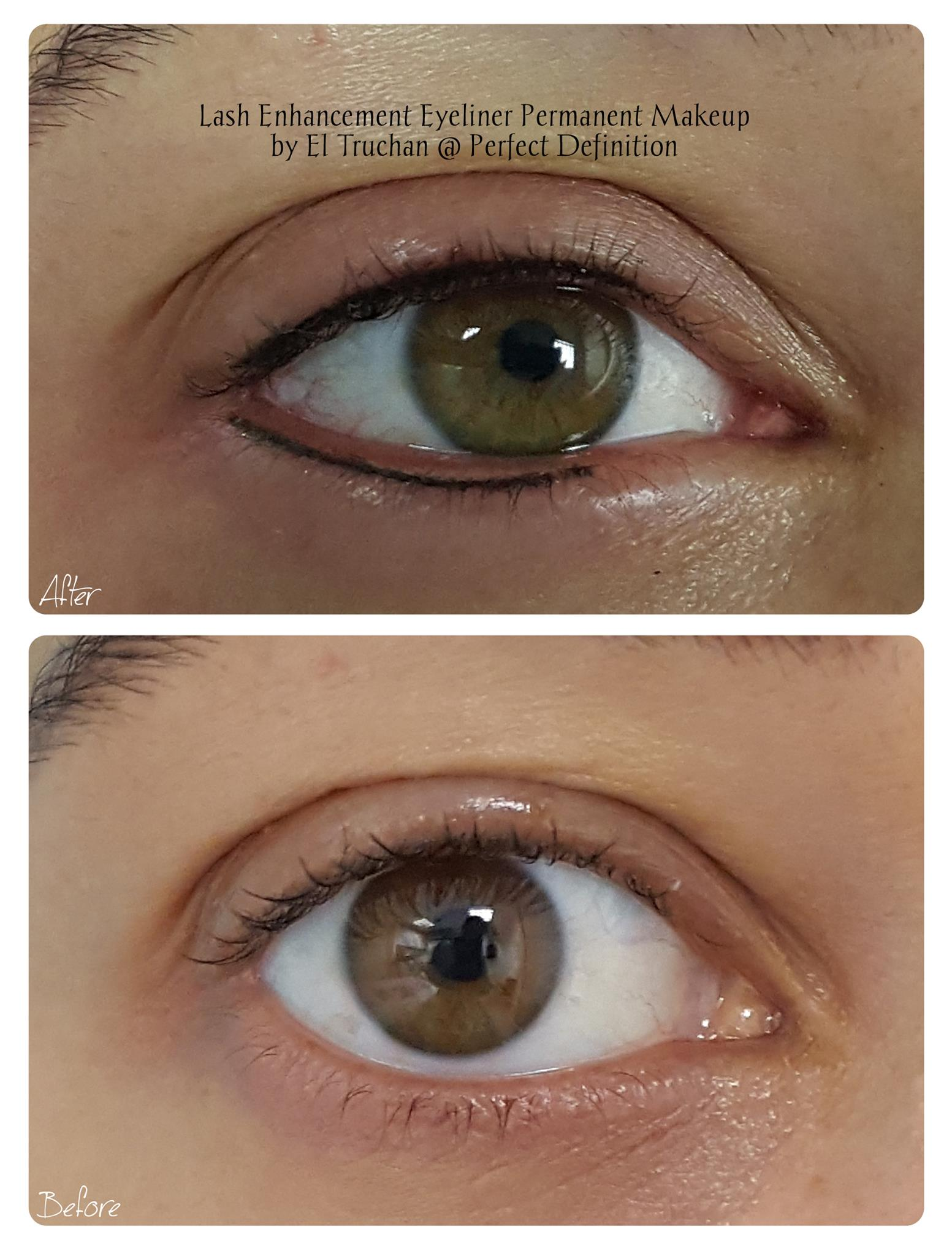 Lash Enhancement Eyeliner Permanent Male