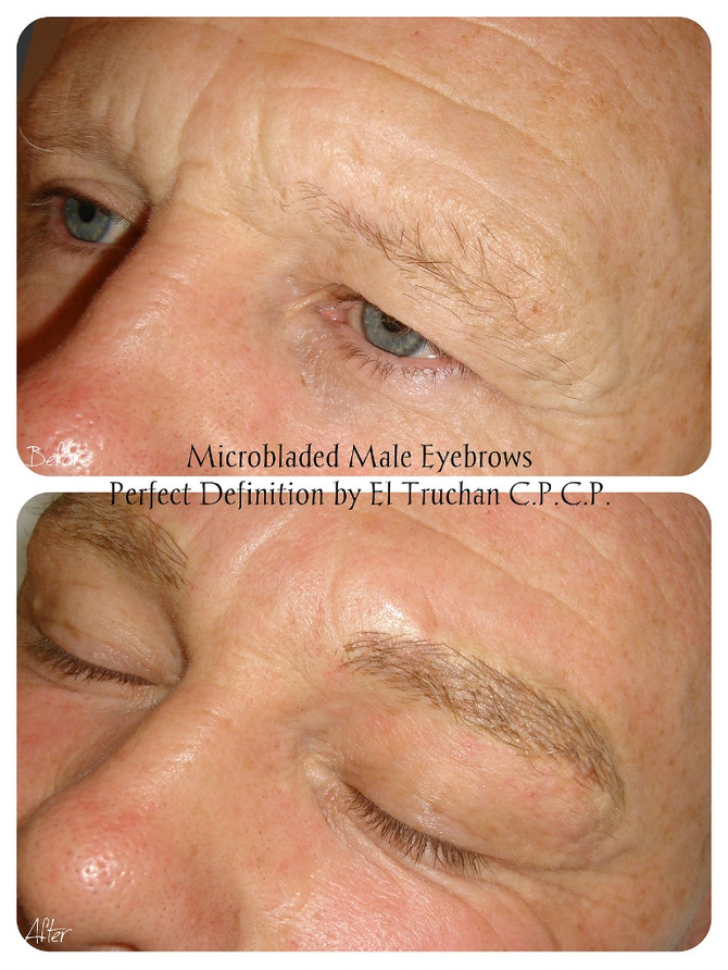 Treat your dad to Microblading or Permanent Makeup this Father's Day