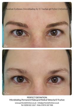 Realism Eyebrows Microblading by El Truc