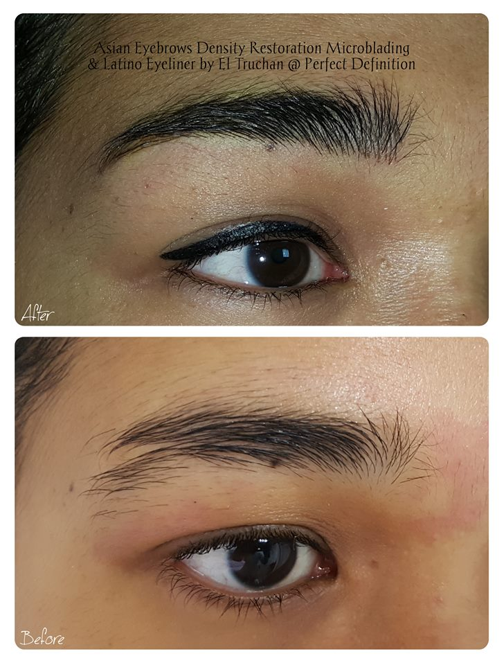 Asian Eyebrows