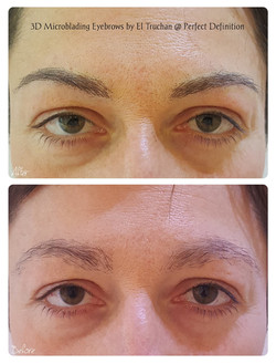 3D Eyebrows Microblading by El Truchan at Perfect Definition