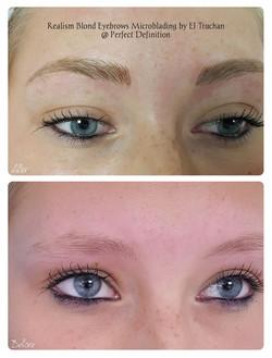 Realism Eyebrows Microblading
