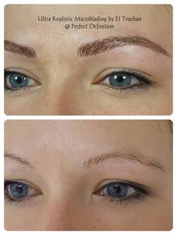 3D Microblading Eyebrow Restoration