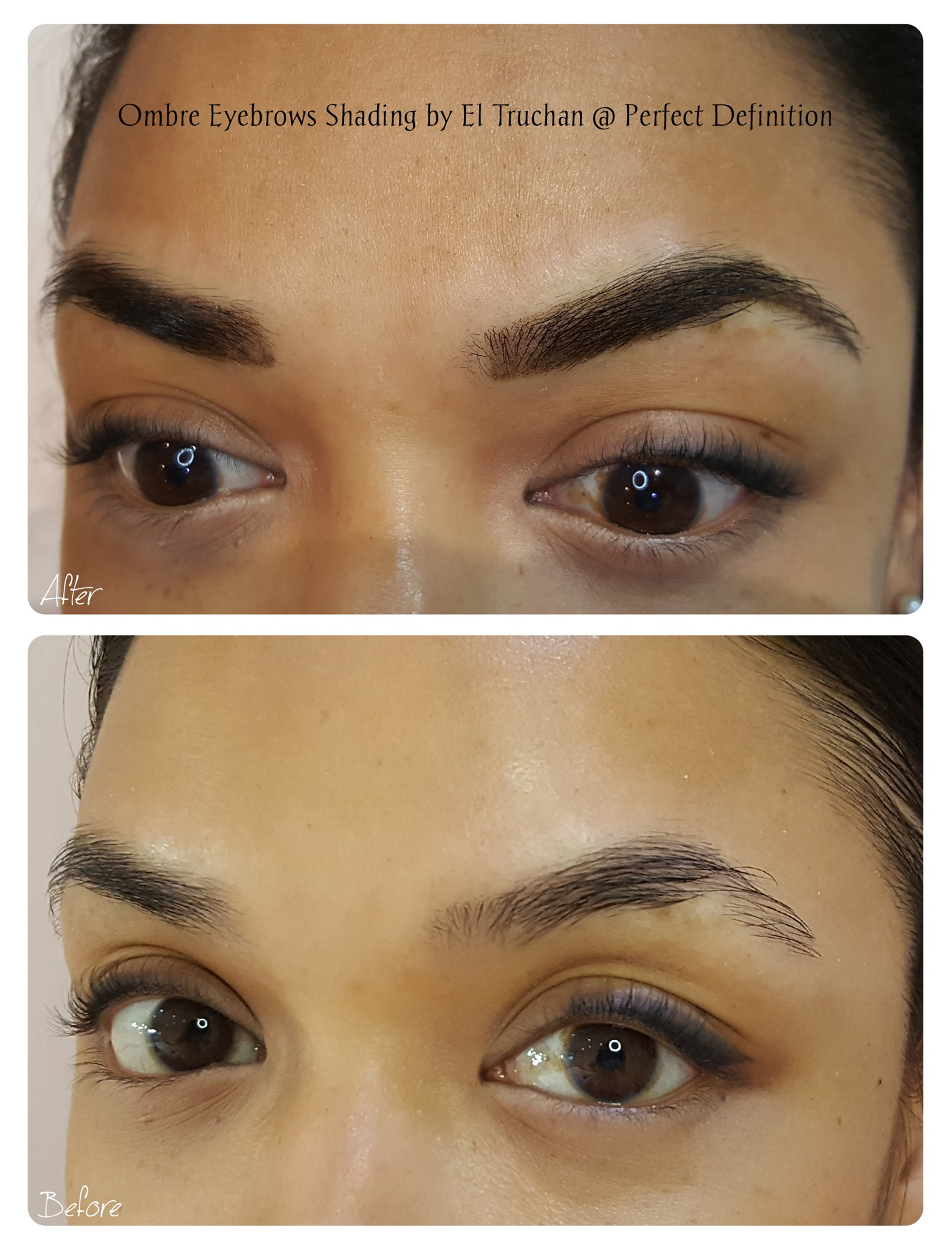 Ombre Eyebrows Shading by El Truchan @ P
