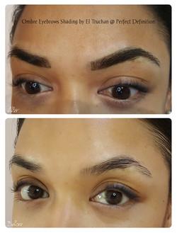 Ombre Eyebrows Shading by El Truchan @ P