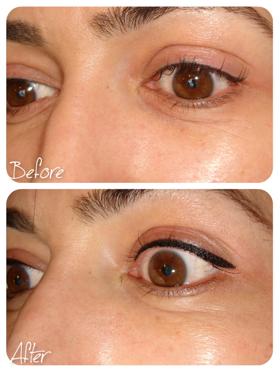 Eyeliner by El Truchan Semi permanent makeup