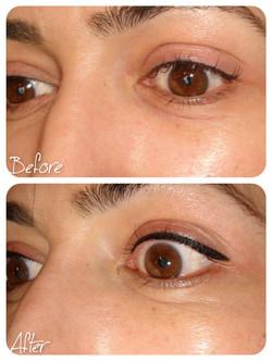 Eyeliner by El Truchan Semi permanent makeup
