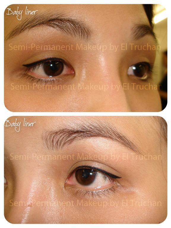 Baby Eyeliner