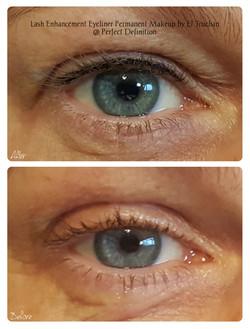 Lash Enhancement Eyeliner Permanent Make