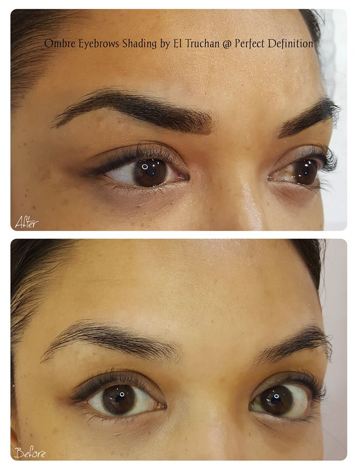 Ombre Eyebrows Shading by El Truchan _ P