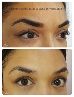 Ombre Eyebrows Shading by El Truchan _ P