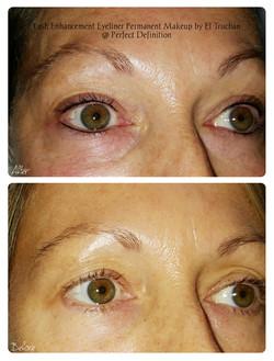 Lash Enhancement - Natural Eyeliner Permanent Makeup
