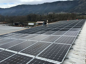 Ireland Trucking Solar Power System