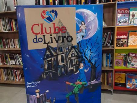 CLUBE DO LIVRO - um espaço itinerante