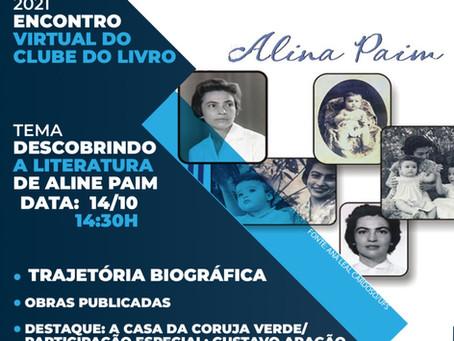 ENCONTRO VIRTUAL DO CLUBE DO LIVRO