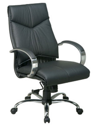 Deluxe Mid Back Chair
