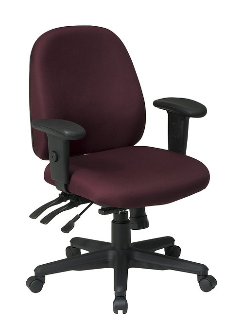 Ergonomic High Back Chair with Multi Function