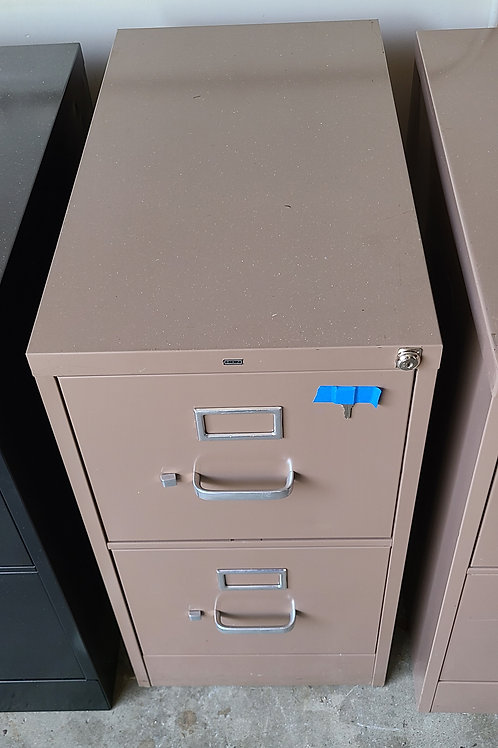 Hon 2 Drawer Letter File