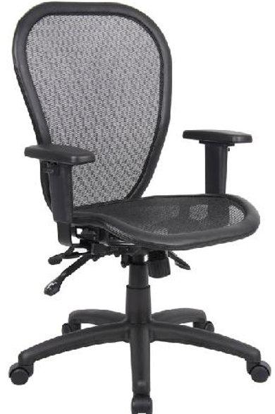 Mesh Multi-Function Task Chair