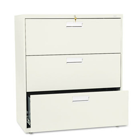 600 Series Three-Drawer Lateral File