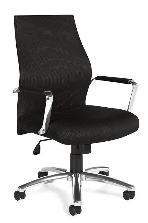 Mesh Black Managers Chair