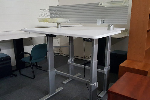 Used Electric Sit/Stand Tables
