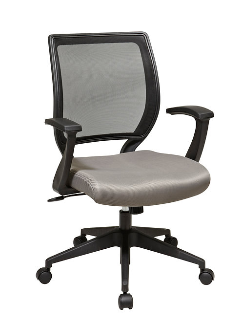 Woven Back Task Chair