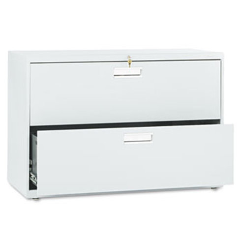 600 Series 2 Drawer Lateral File